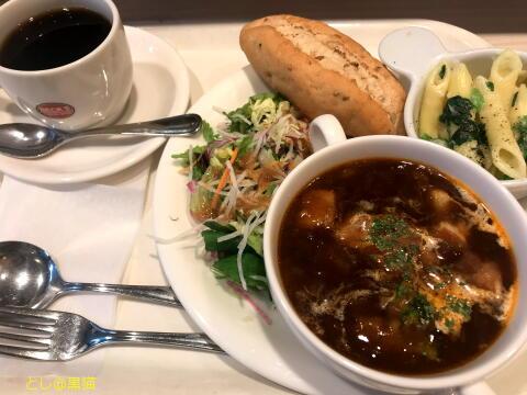ベックス ごろごろビーフ&冬野菜のシチュープレート