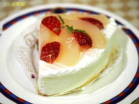 FLO ウィリアム・ポワールのカマンベール チーズケーキ